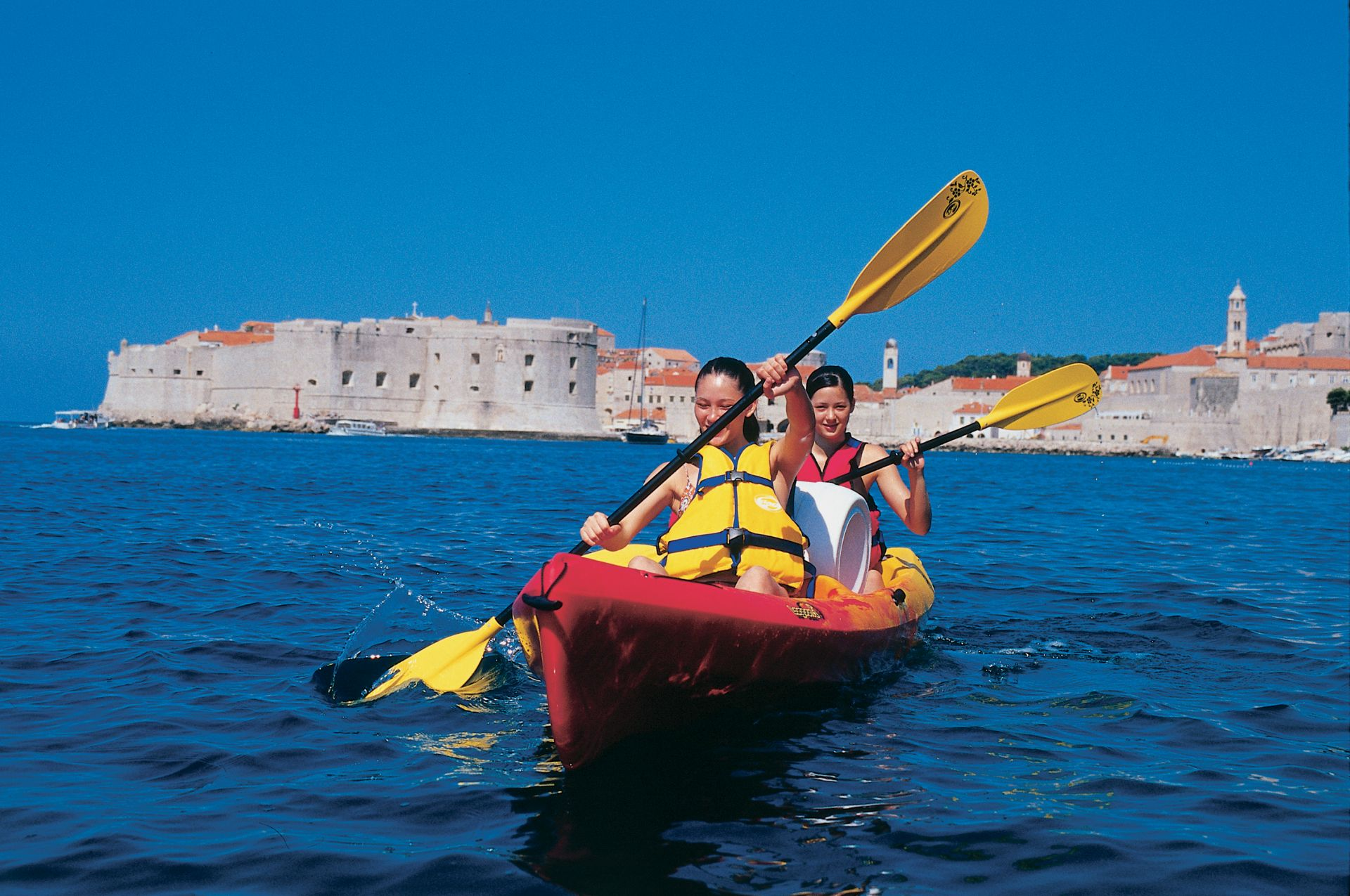 Sea Kayaking Tour from Dubrovnik - Alojamientos en Dubrovnik