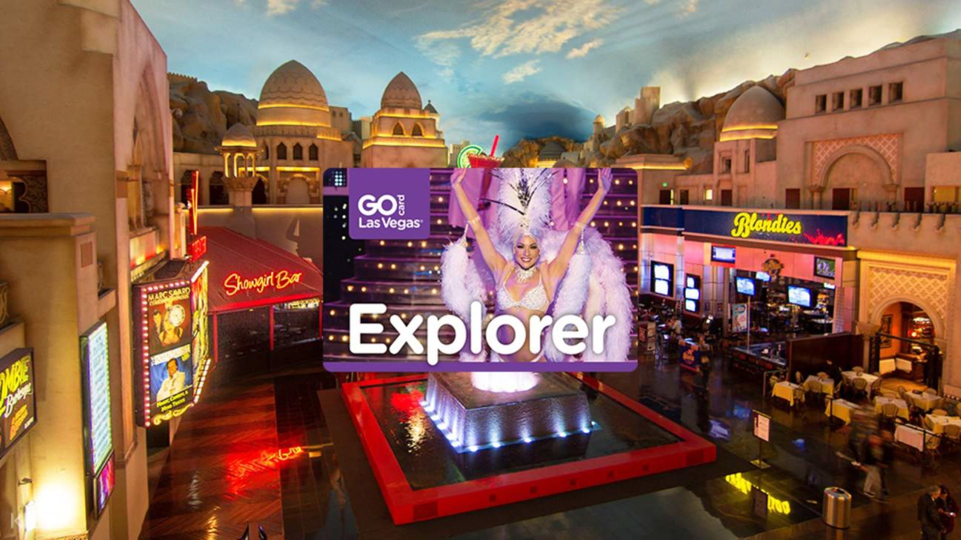 Explorer Pass - 3 Attractions - Alojamientos en Las Vegas