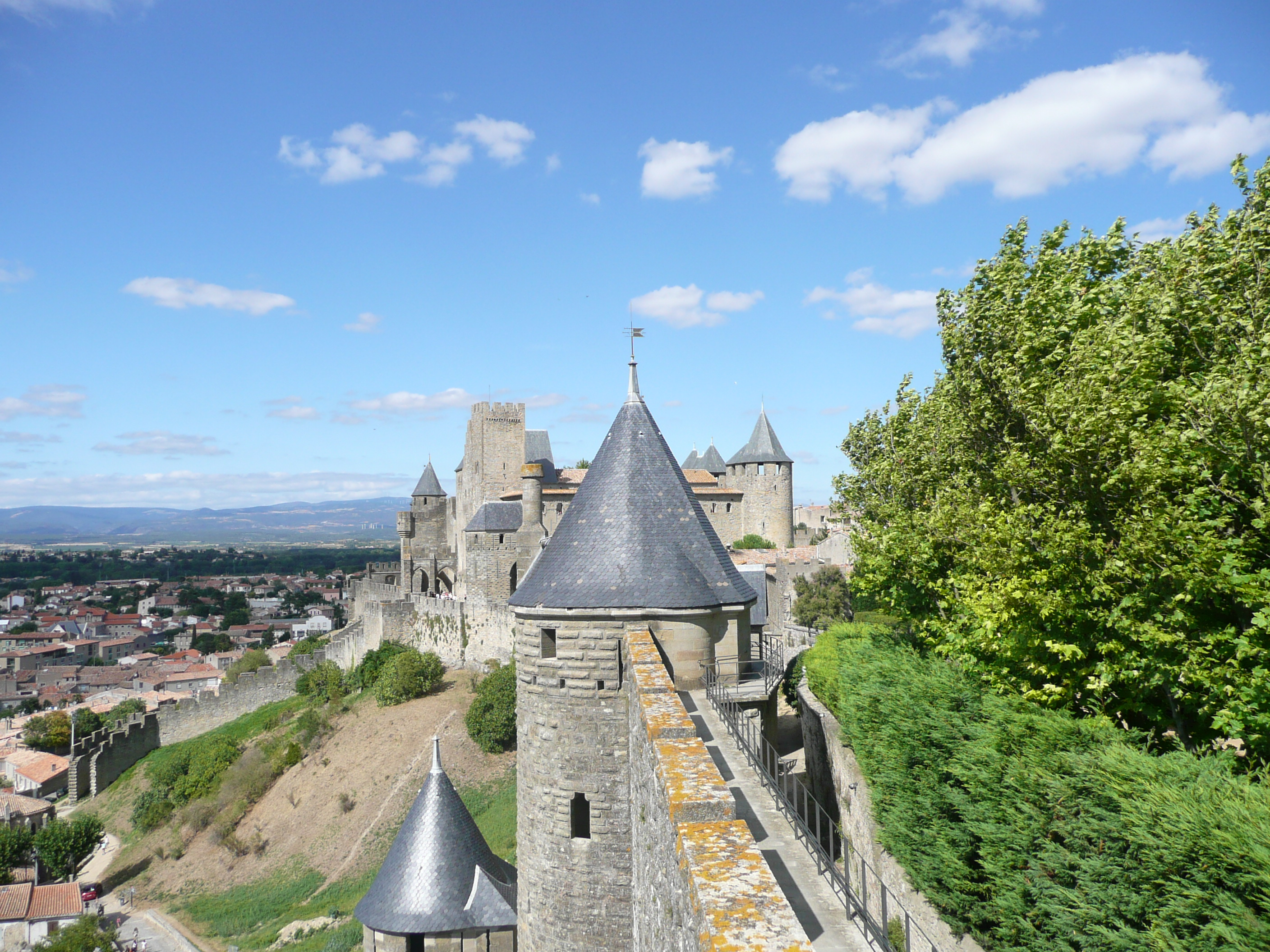 Cite of Carcassonne Half Day Tour From Toulouse in Semi-Private Group - Alojamientos en Toulouse