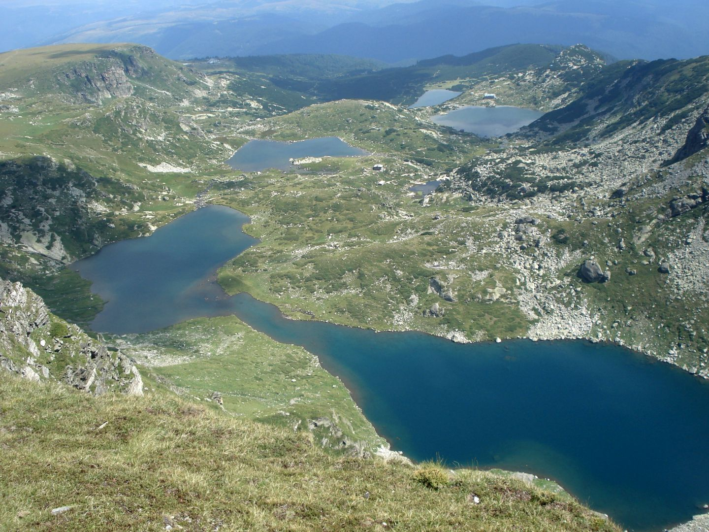 Seven Rila Lakes with Highking in Small Group from Sofía - Alojamientos en Sofia