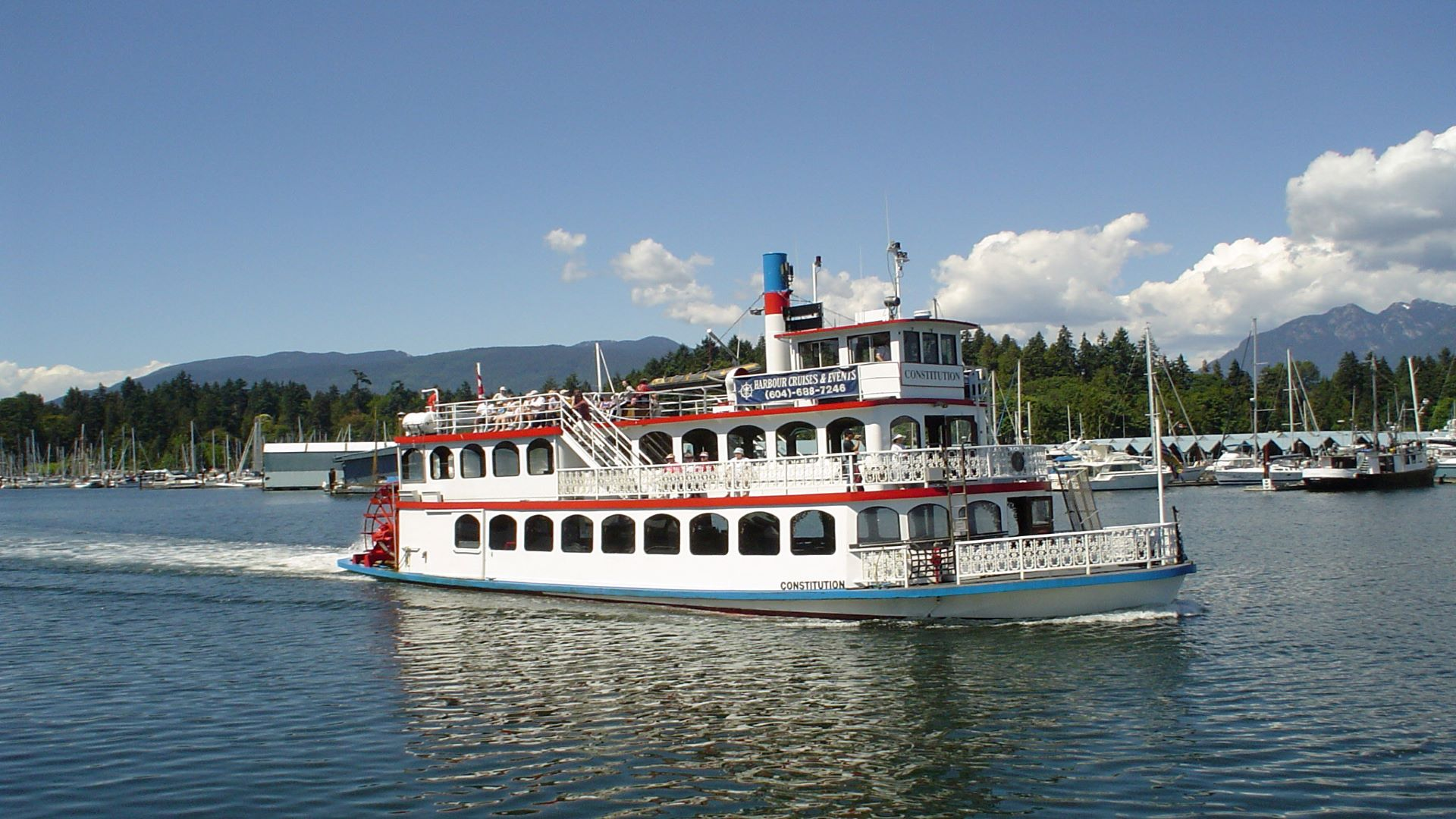 Sunset Dinner Cruise Tour - Accommodations in Vancouver